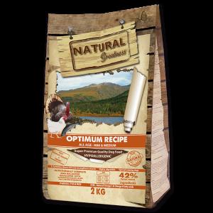 Receta Optimum  - Mini Medium - NATURAL GREATNESS