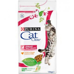 Cat Chow Tracto Urinario Saludable Pollo