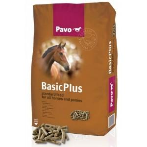 Pavo Basic Plus. Pienso caballos
