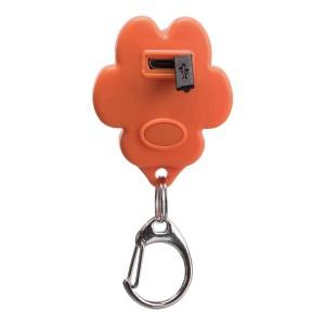 Flasher Perro USB, 3.5 × 4.3 cm