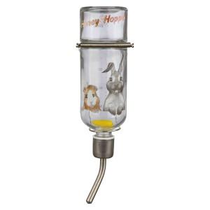 Bebedero Tubo Cristal Honey & Hopper
