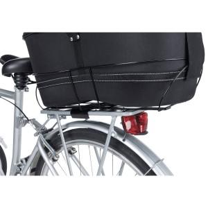 Cesta para Bicicleta Long para portaequipajes anchos