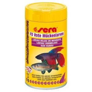 Comprar sera fd larvas rojas de mosquito