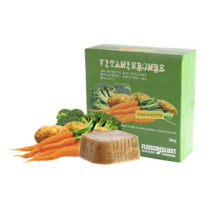 Zanahorias, patatas, brócoli - Bomba de vitaminas
