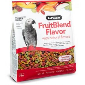 Zupreem FruitBlend Flavor Loros y Conures mediano-grande