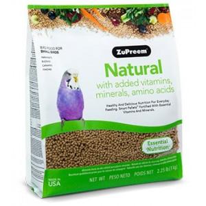Zupreem Natural Pericos - Aves Pequeñas